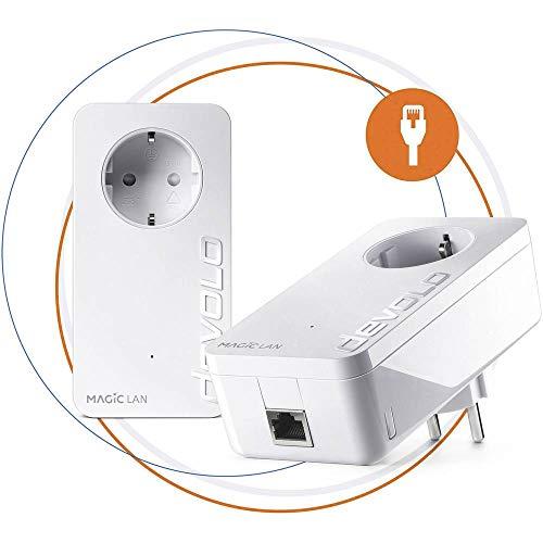 devolo Magic 2 LAN Starter Kit 1-1-2 2x (2400mbps Powerline + 1xLAN)