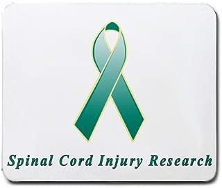 Spinal Cord Injury Research Awareness Ribbon Mouse Pad