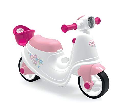 Smoby – Corolle – Portabicicletas para niños a Partir de 18 Meses...