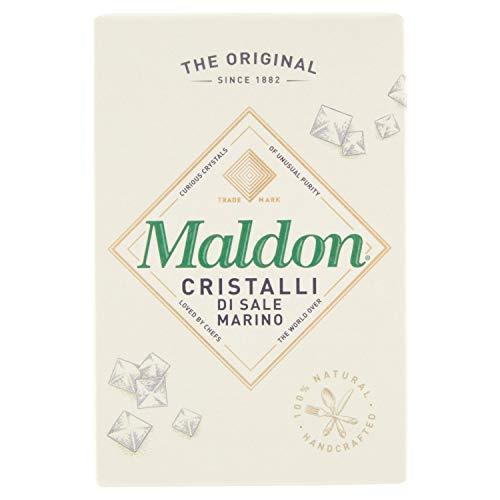 Maldon Sea Salt, MeersalzFlocken, 125 gramm