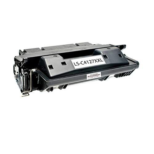 Logic-Seek Toner kompatibel zu HP C4127X 27X Laserjet 4000 N SE TN 4050 N SE TN - Schwarz 20.000 Seiten