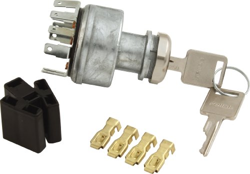 American Autowire 500456 HD Blade Type Ignition Switch with Terminals