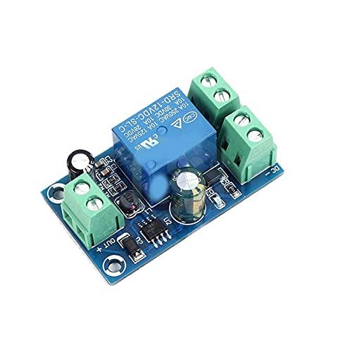 Poder -Apagado Módulo de protección Módulo de conmutación automática UPS Fuente de alimentación de la batería de Corte de Emergencia 12V a 48V Tablero de Control
