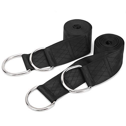 SALUTUYA Cuerda de Nailon Ajustable para Hamaca de 3 mx5 cm, Adecuada para Todo Tipo de Columpios