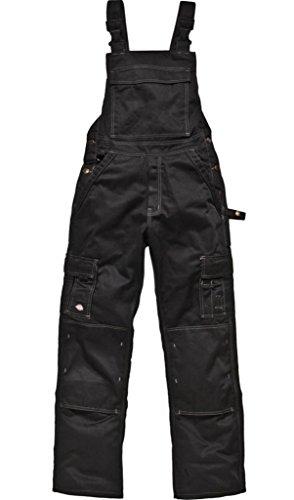 Dickies Latzhose Arbeitshose IN30040 Industrie schwarz Gr: 98
