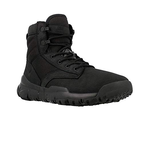 Nike - SFB 6 NSW LTR GS - 942999001 - Color: Black - Size: 4.0