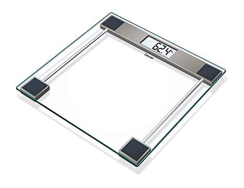 Beurer GS 11 Báscula personal electrónica Transparente