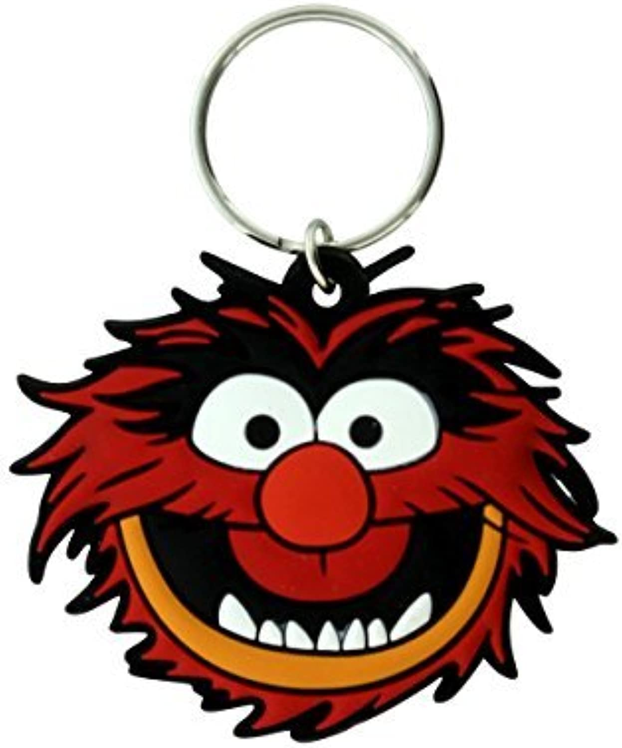 The Muppets Animal Rubber Keychain by Muppets