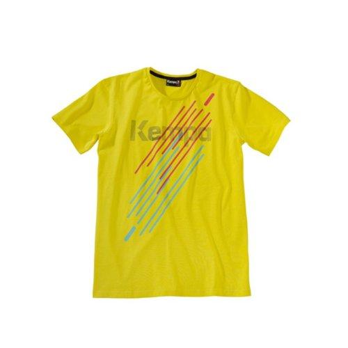 Kempa Tshirt Challenge XXL Limone Gelb