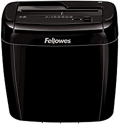 With a recommended daily usage of 30 sheets the Fellowes 36C cross cut paper shredder is the perfect solution for your light-duty home shredding requirements The 36C paper shredder can shred up to 6 sheets of paper per pass into 4 x 40 mm cross cut p...