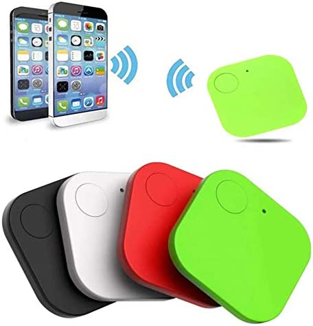 Key Finder 4 Pack Bluetooth Smart Tracker Locator Item Finder for Phone Key Item Pets Children product image