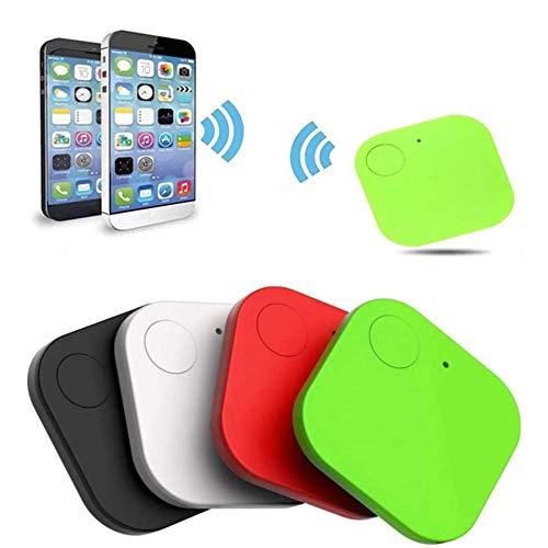 Key Finder,4 Pack Bluetooth Smart Tracker, Locator Item Finder for Phone,Key, Item, Pets, Children Locating
