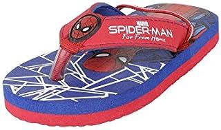 Spiderman by Kidsville Blue Boys Flipflops Flip-Flops