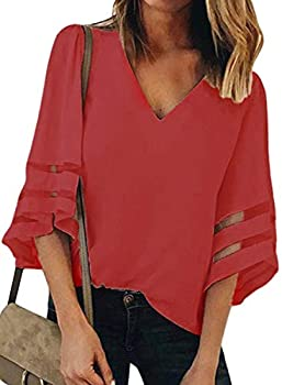 Best christmas blouses Reviews