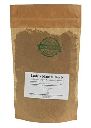 Herba Organica Spitslobbige Vrouwenmantel Kruid - Alchemilla Vulgaris L / Lady's Mantle Herb (50g)