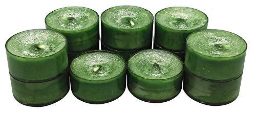 Balsam & Cedar Tea Light Candles - Yankee Candle (Pack of 12)
