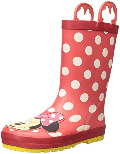 Toddler Girls' Minnie Mouse Pink Winter Boot (12 M US)