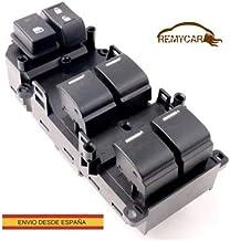 KIMISS 741-306 regulador del elevalunas el/éctrico del lado del conductor delantero con ajuste del motor para Accord 2003-2007
