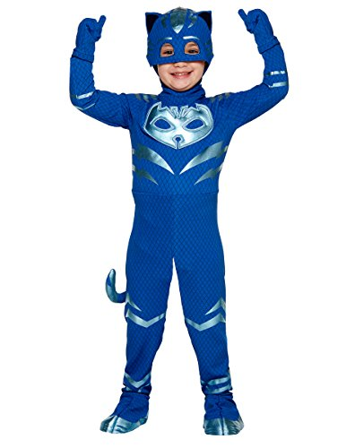 Toddler Catboy PJ Masks Costume | Officially Licensed Blue - http://coolthings.us