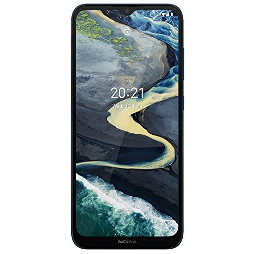 Nokia C20 Plus Blue, 6.5″ HD+ Screen, 32GB Storage, 3GB RAM