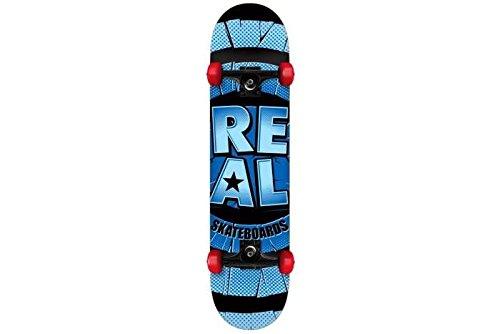 Echt beschädigt 19,1cm klein komplett Skateboard