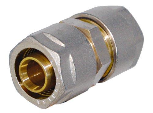 WIROFLEX® | Klemmring-Verschraubung inklusive Adaptern | Klemmring | Komplettlösung | Schraubsystem | Fitting | 16 x 16 mm | Für Mehrschichtverbundrohr