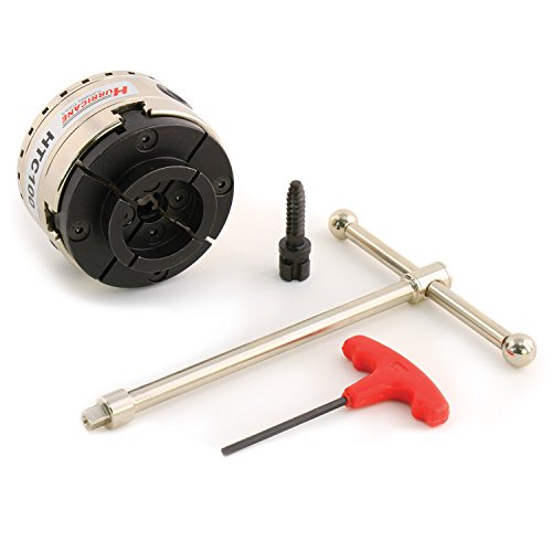 Hurricane Turning Tools HTC100 4-Inch Woodturning Jaw Chuck