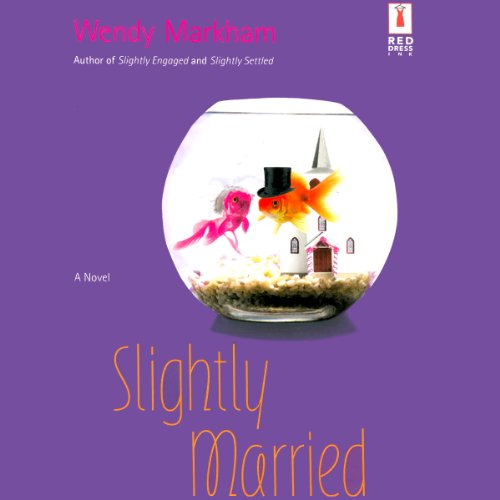 Slightly Married audiobook cover art