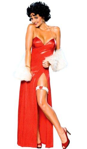 Betty Boop Starlet Costume
