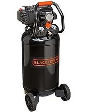 Black & Decker BD 227/50V NK 10 Bar Compressor, 2 HP Motor, 50 L Tank, 220 l/min Air Flow, Vertical