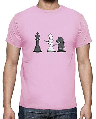latostadora - Camiseta Jaque Mate para Hombre