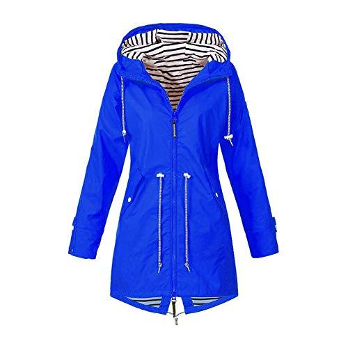 Veste de randonnée, imperméable, respirante et isolée, pour l'extérieur - Veste de pluie à...
