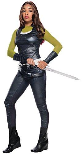 Rubie's womens Guardians of the Galaxy Gamora Costume Party Supplies, Gotg Vol. 2, Medium US