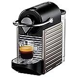 ZLQBHJ Máquina de café Totalmente automática de Frijoles a Taza, Capuchino y Fabricante de café Espresso, cafetera portátil Independiente, para Hotel Home, offic (Color : B)