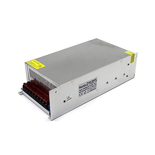 12V 83.3A 1000W Transformador Convertidor LED Iluminación La Conducción Interruptor Fuente De...