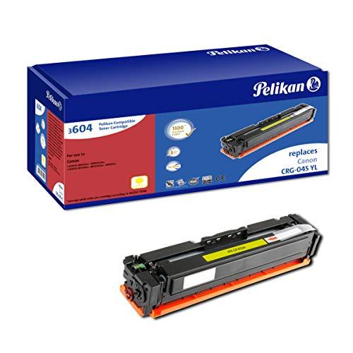 Pelikan toner, compatibel met Canon CRG-045 Y 2.0, geel, 1300 pagina's
