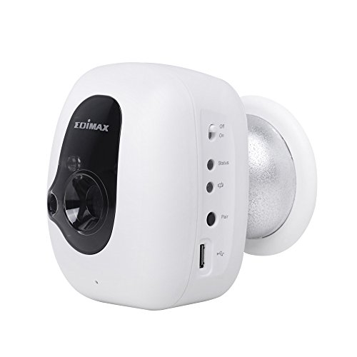 Edimax IPCam IC-3210W Überwachungskamera Smart Wireless (Battery Powered)