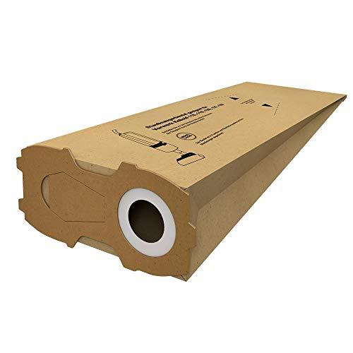 30 Staubsaugerbeutel geeignet für Vorwerk Kobold VK 118, 119, 120, 121 und 122 Staubsauger, Beutel aus mehrlagigem Spezialpapier