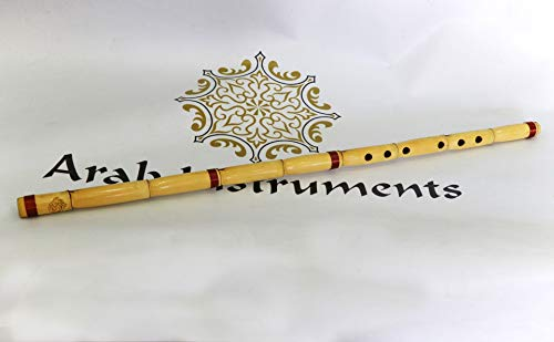 Egyptian Ney Nay Flute Woodwind FULL Set 7 pcs by ALSAID BAYOMY