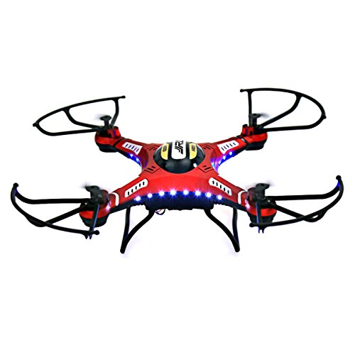 JJRC H8D 5.8G 6-Axis Gyro RC Quadcopter with HD Video Camera Real-time...