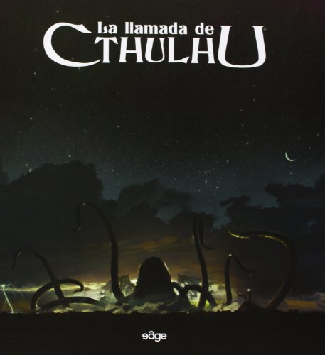 Edge Entertainment-La Llamada De Cthulhu-Español, Multicolor (EECHCC01)