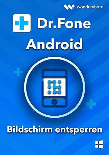 Dr.Fone Android Bildschirm Entsperren (Product Keycard ohne Datenträger) Lifetime