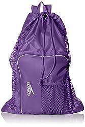 Image of Speedo Unisex-Adult Deluxe Ventilator Mesh Equipment Bag: Bestviewsreviews
