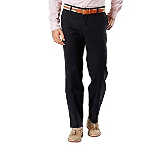 Dockers Men's Easy Khaki D2 Straight-Fit Flat-Front Pant, 38W x 32L, Dockers Navy (B00LK0HBFQ) | Amazon price tracker / tracking, Amazon price history charts, Amazon price watches, Amazon price drop alerts