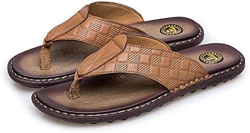 Men's Leather Sandals, Flip Flops