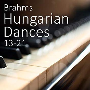 Brahms Hungarian Dances 13 - 21