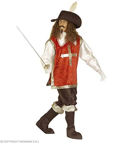 Widmann LIBROLANDIA 44382 Costume MOSCHETTIERE M