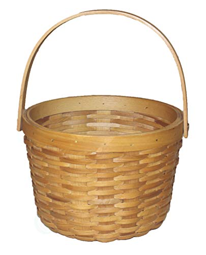 Vintiquewise(TM) Small Chip Apple Picking Basket