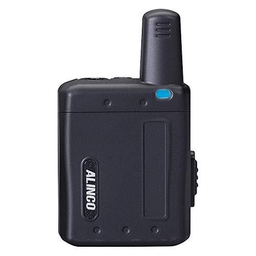 アルインコ DJ-PX7 インカム 特定小電力トランシーバー (ブラック)