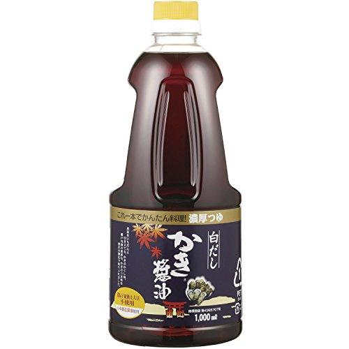アサムラサキ 白だしかき醤油 1000ml